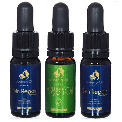 3 small bottles £20 - Save 33%