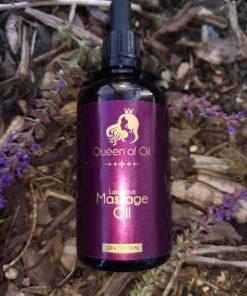 Luxurious Massage Oil