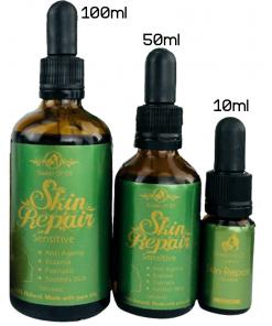 Sensitive Skin oil- Sizes