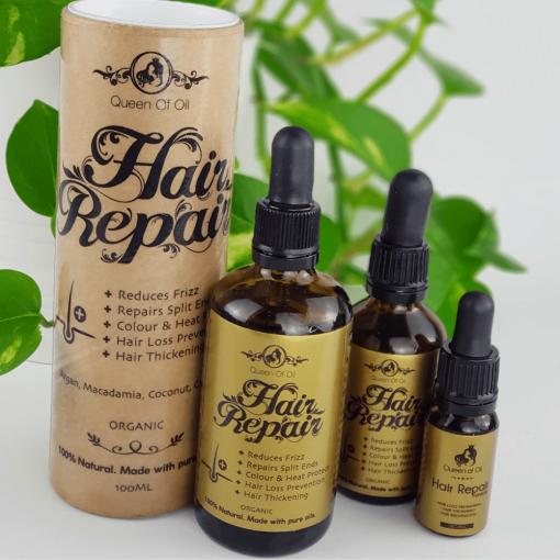 Hair Repair- Sizes
