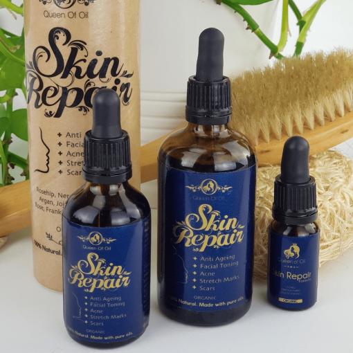 Skin Repair Oil- Sizes