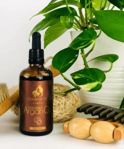 Coconut Argan Oil